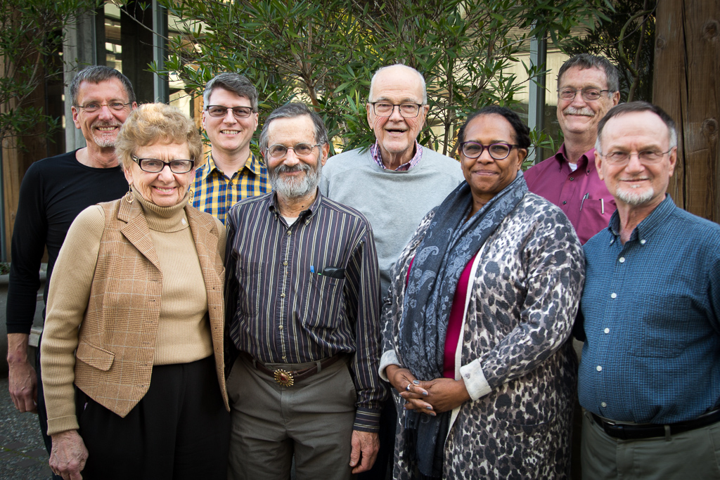 Guardian Group steering committee, February 2016 (Vincent Jen not pictured)