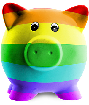 Piggy Bank for Donations